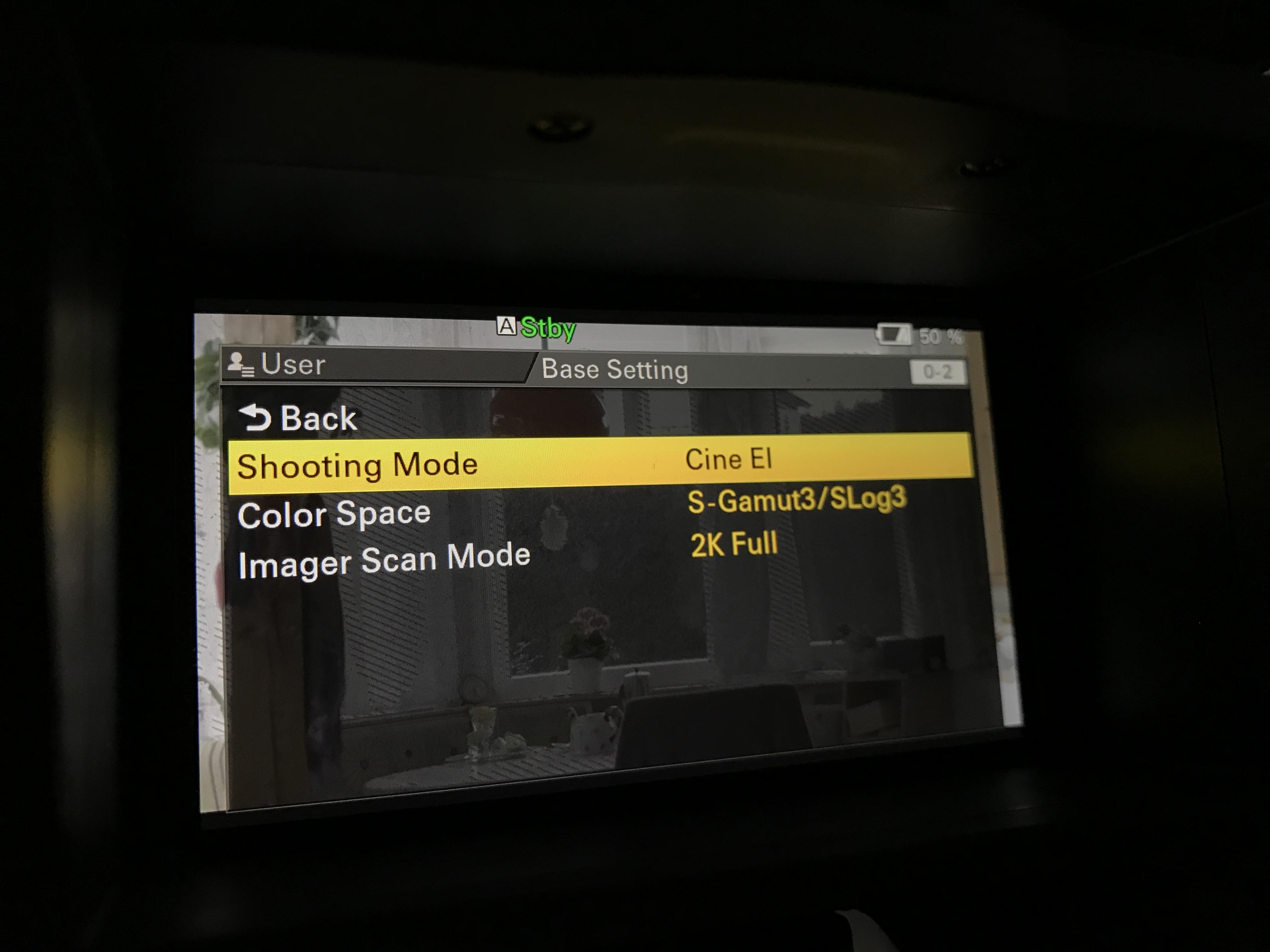 Einstellungen Atomos Inferno Sony FS7 240fps Slow Motion 12bit RAW via SDI