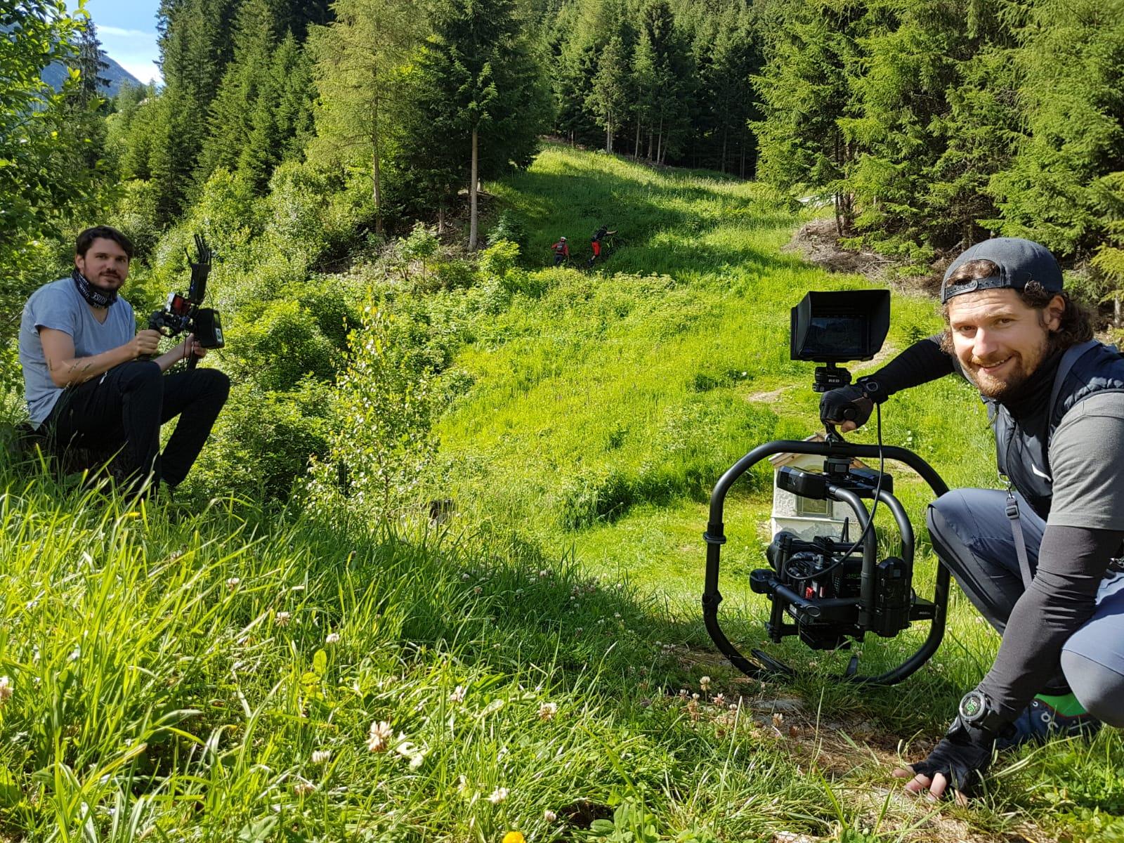 Kamera Crew Österreich / Sony FS7 / RED Scarlet-W / Mövi Pro Salzburg Linz