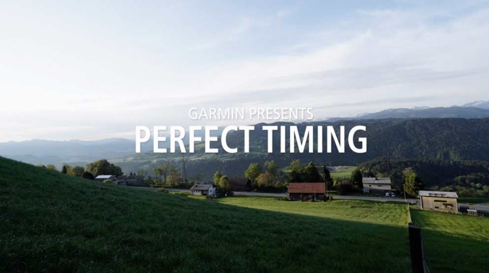 garmin perfect timing edge 820